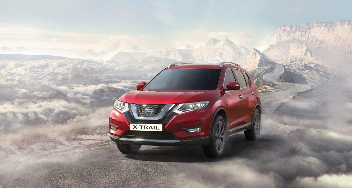 Nissan X-Trail Reviews