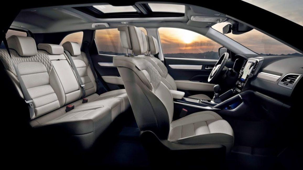 Renault Koleos Reviews